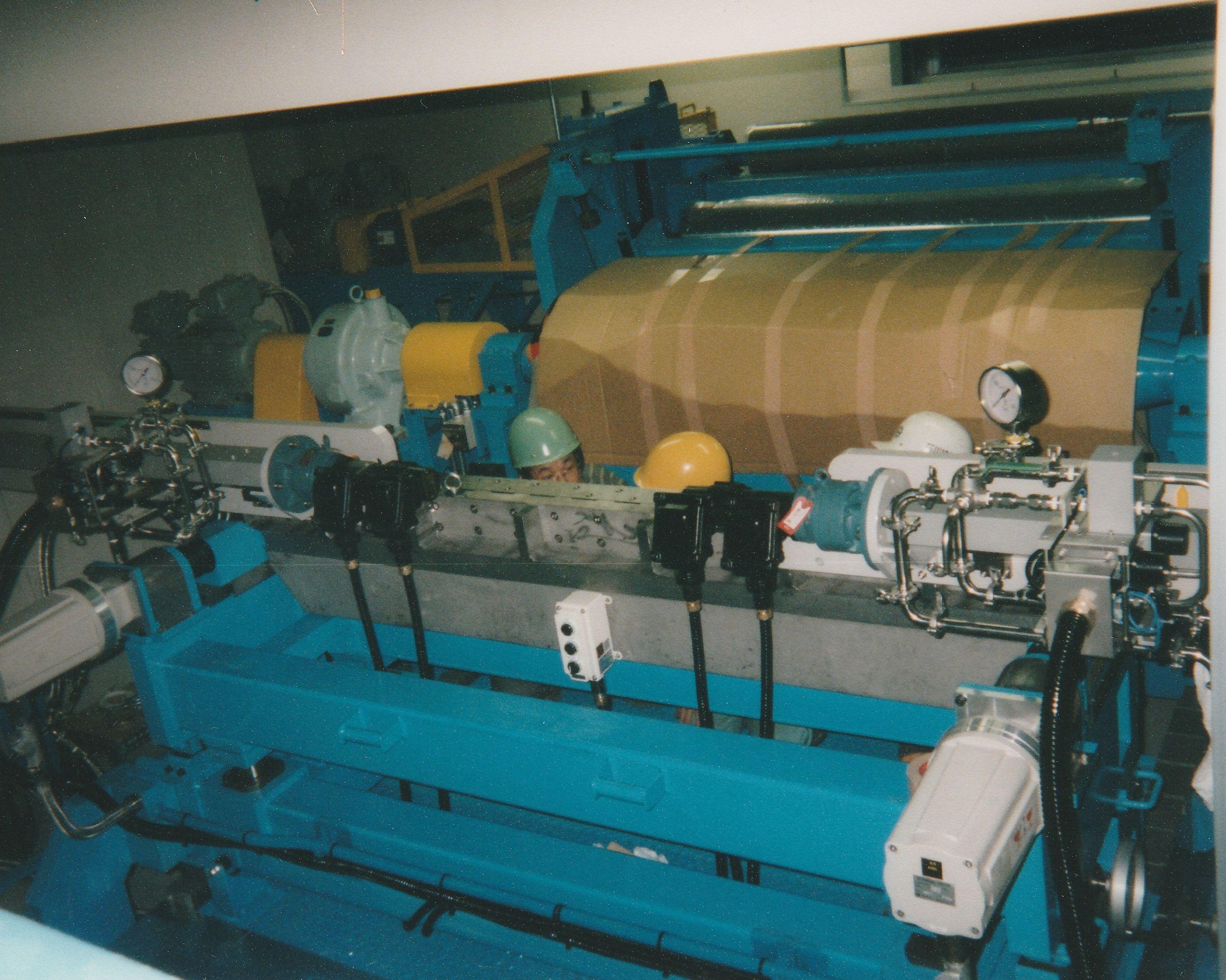 高級建材アルミウエブ ワイド型シャトルコーター